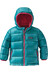 Patagonia Babies Hi-Loft Down Sweater Hoody Epic Blue